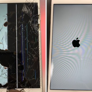 【iPhone8】ガラス割れ・液晶破損の修理